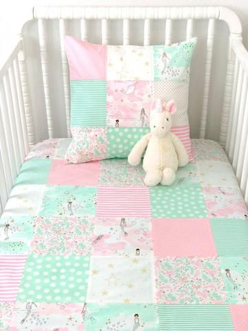 Mother & Kids Charitable 3 Pieces Lovely Baby Bedding Set Giraffe Bedding Set For Baby Cot Sheets Cuna Baby Bumper Ropa De Cuna Kit Berco