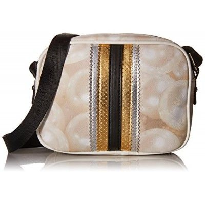 gx by Gwen Stefani Kansas Convertible Cross Body Bag, White, One Size