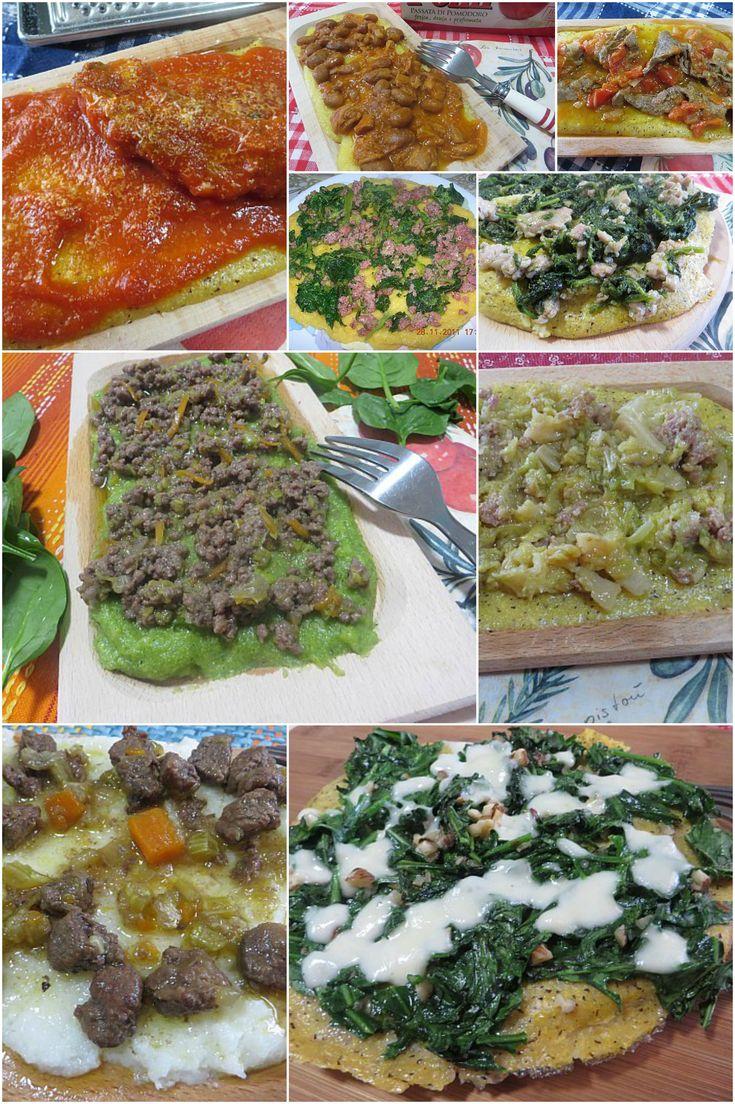 Ricette polenta sfiziose .  #ricette #polenta #polentaitaliana #polentarecipe #ricettegustose