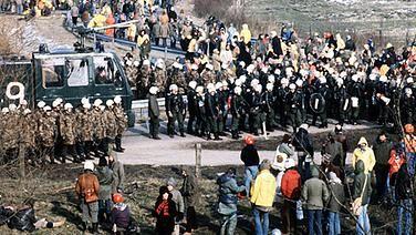 Brockdorfdemonstrationen 1981