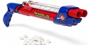 Double Barrel Marshmallow Shooter