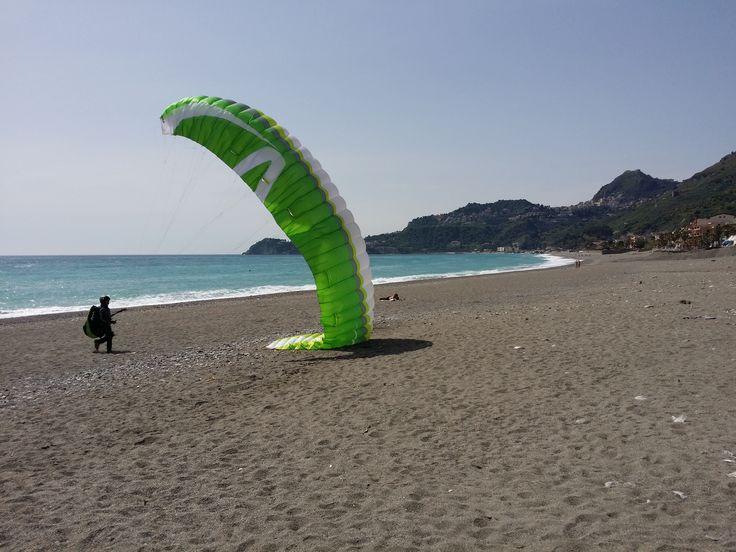 Spiaggia di Letojanni Taormina mare Sicily