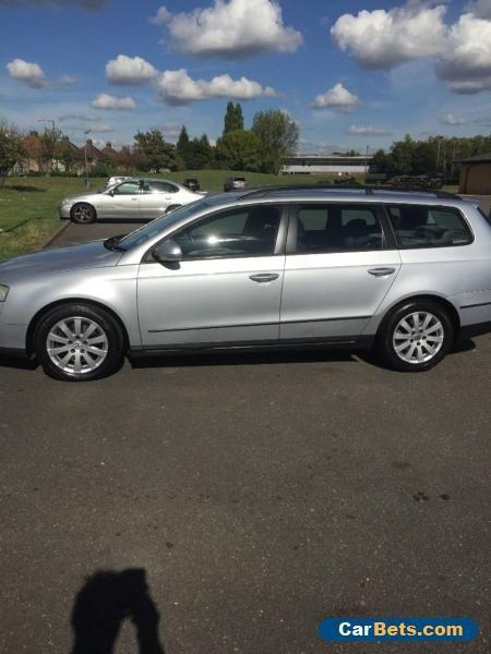VW Passat s TDI Auto Estate 2006 #vwvolkswagen #passat #forsale #unitedkingdom