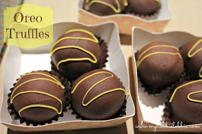 The perfect treat for a party or a potluck. They are quick and easy to make and are super yum