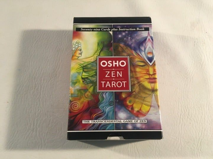 Check out what im selling on mercari osho zen tarot deck