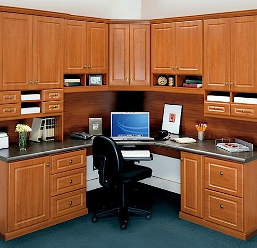 Having A Spacious Home #office Like This At Your House Will Have You  Enjoying Your