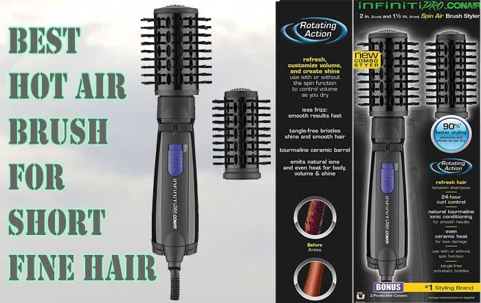 Pin By Just Best Reviews Official On Best Hot Air Brush Short Hairstyles Fine Styling Brush Modern Short Hairstyles