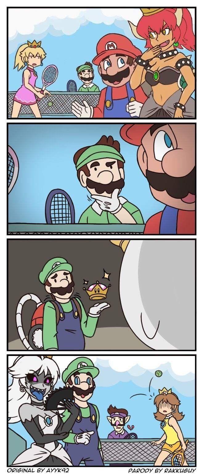 Hahaha Bowser Fucks Zelda Mobile Porn