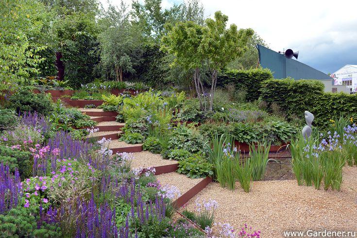 Chelsea Flower Show - 2014 | Show Gardens - фотоальбом
