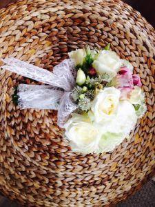 nuntă, buchet de flori