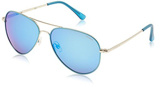 Polaroid Sunglasses P4139s Polarized Aviator Palladium BlueGray Blue Mirror 58 mm ** You can get additional details at the image link.Note:It is affiliate link to Amazon.