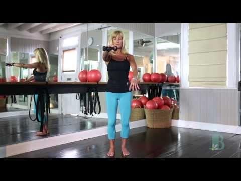 Episode 5: Shoulders / Studio B Wellness Barre Studio - YouTube