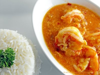Singapore Chili Prawn | food | Pinterest