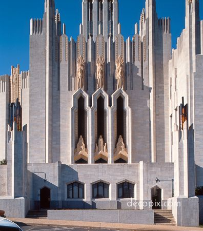 Boston Avenue Methodist Church, Tulsa, Oklahoma