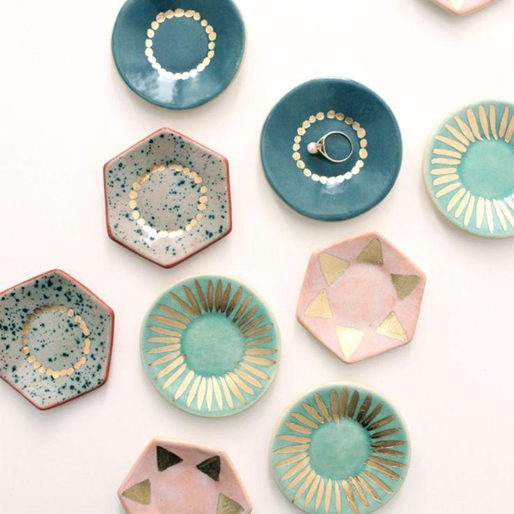 Ceramic Ring Dish