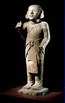 Статуя Шиутекутли