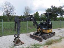2013 John Deere 27D Mini Excavator Aux Hyd Dozer Blade Q/C bidadoo apply to finance www.bncfin.com/apply excavators for sale - excavator financing