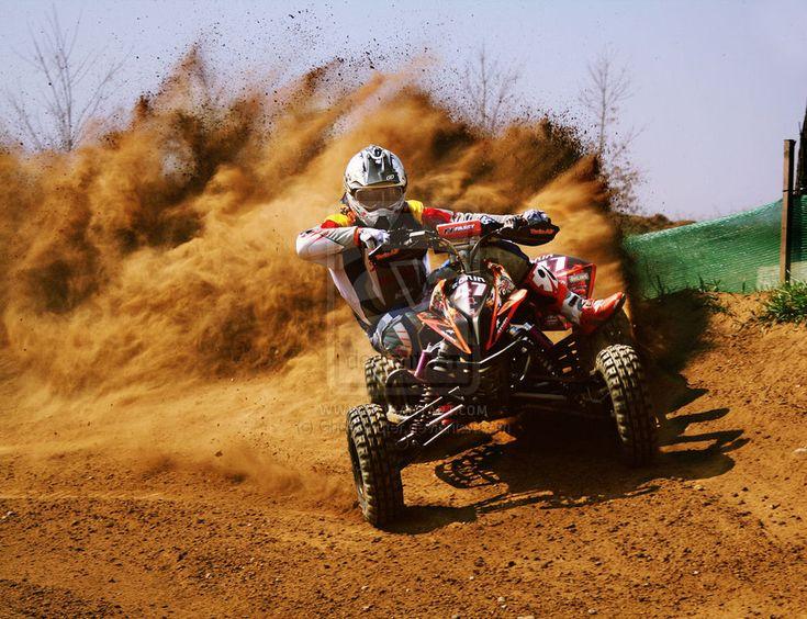 Quad Race by Ghostsk8ter