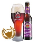 Schneider Weisse Aventinus Eisbock is a mahogany, nearly black Eisbock. The aroma reminds of ripe plums with a hint of bitter almonds and marzipan displaying strong characteristics of banana and clove. It is full and warming on your palate (www.schneider-weisse.de, 2012).