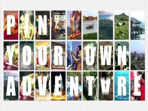 Pin your own Malaysian Adventure