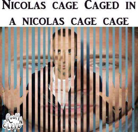 Cage Cage Cage Cage