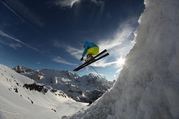 Sci Alpino / Alpine Skiing - Arabba Marmolada Ski Area #dolomitistars