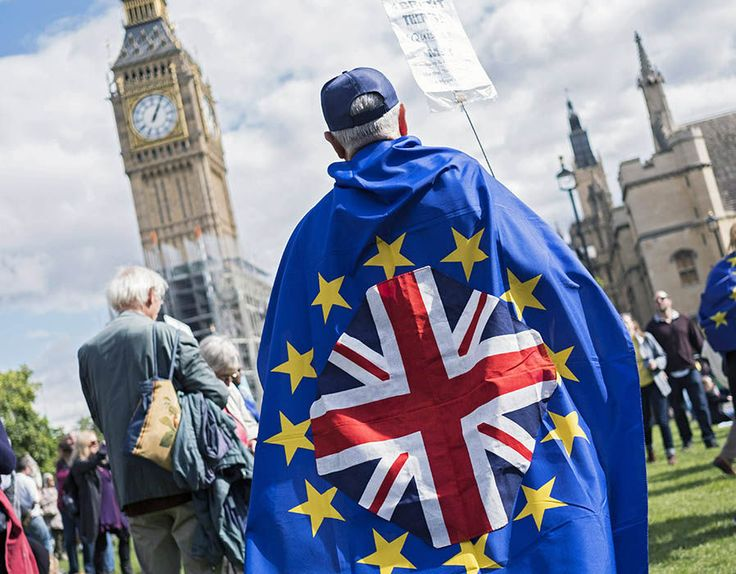 Anti-Brexit campaigners march on Westminster to demand Britain STAYS in EU - https://buzznews.co.uk/anti-brexit-campaigners-march-on-westminster-to-demand-britain-stays-in-eu -