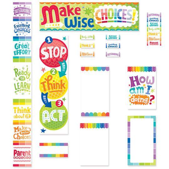 Painted Palette® Behavior Clip Chart & Desktop Clip Chart