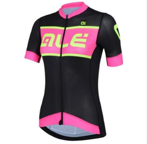 [Visit to Buy] ropa ciclismo 2016 Summer ALE Women Cycling Jersey Bicicleta cycling Women Cycling Clothing Short Sleeves Bike Jersey #DT9 #Advertisement