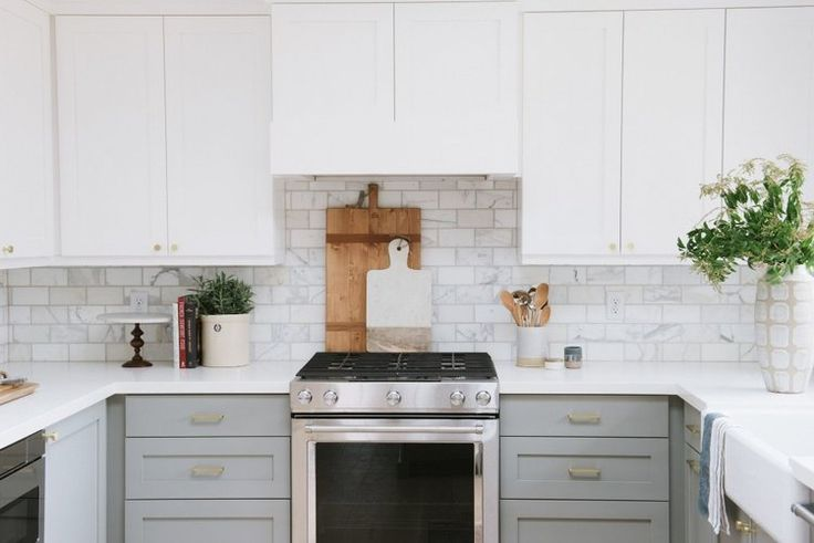 21 Best Gray And White Kitchen With Red Accents Images On Pinterest Home Ideas White Kitchens