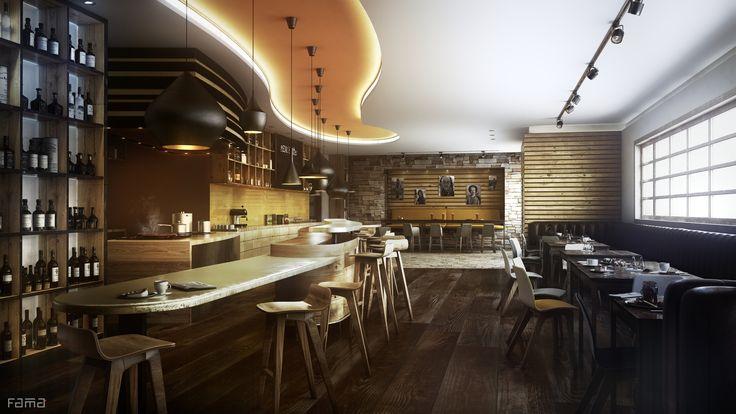 Bar interior Vien