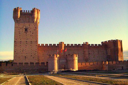 Castillo de la Mota, Medina de Campo