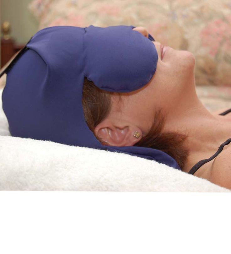 Herbal Sinus & Migraine Cap to treat Hemiplegic migraines