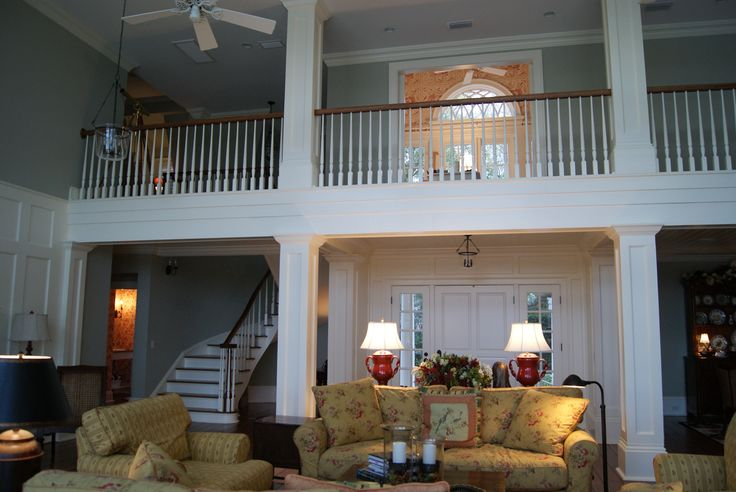 Story Foyer And Great Room : Best images about two story family room on pinterest