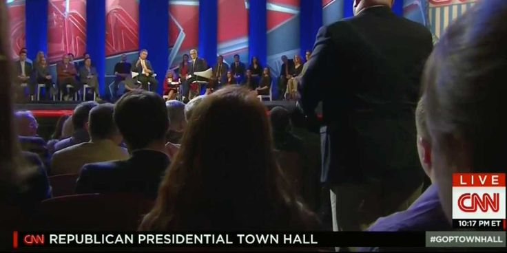 POLL: Who won the GOP Republican Town Hall on CNN?
