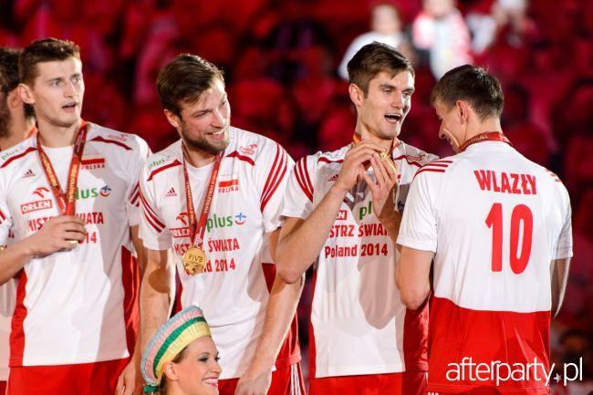 Polska wygrała Mistrzostwa Świata w siatkówce 2014. Polacy z Pucharem MŚ w siatkówce MC