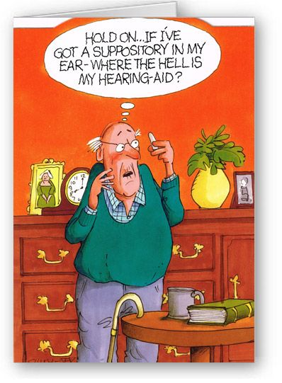 Hearing Protection Safety Cartoons