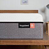 Yogabed Luxury Memory Foam Mattress Plus 2 Memory Foam Pillows - Queen