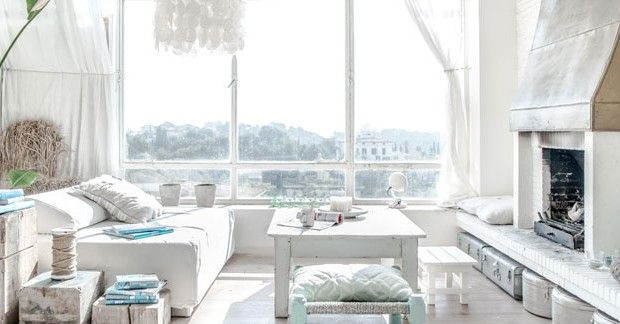 Mediterranean Holiday Home Décor  SEAWASHED - soulful interior design by  Carde Reimerdeswww.carde.de