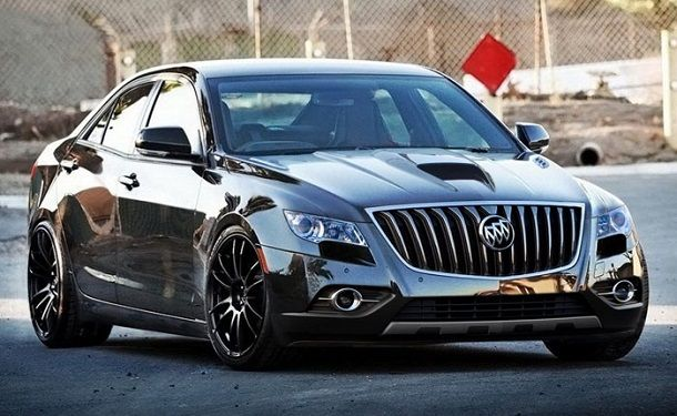 2018 Buick Grand National Release Date, Specs, Price
