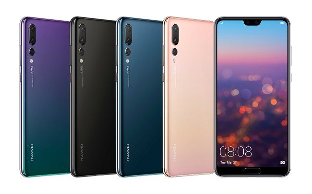 Huawei Unveils The Huawei P20 And Huawei P20 Pro Iphone Camera Best Mobile Phone Phone