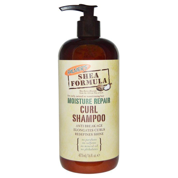 Palmer's, Shea Formula, Moisture Repair Curl Shampoo, 16 fl oz (473 ml)