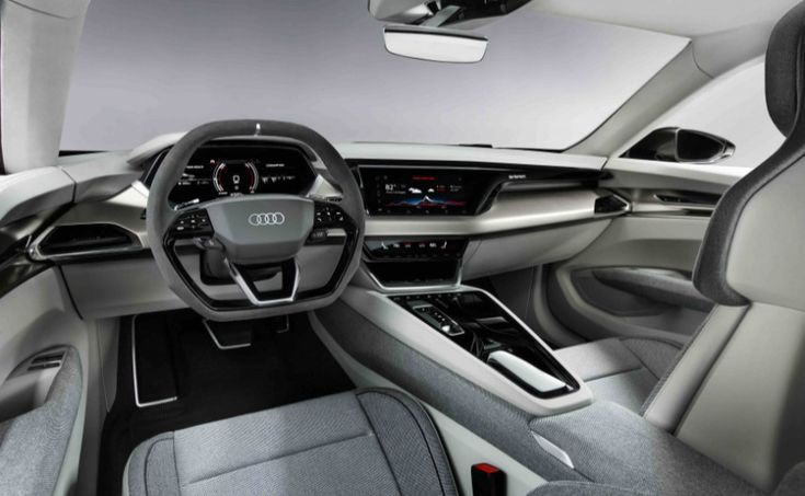 Audi Etron Gt Interior In 2020 Audi E Tron E Tron Audi
