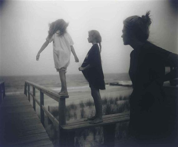 Sally Mann-love this effect, feels almost as if it is an underwater photo...