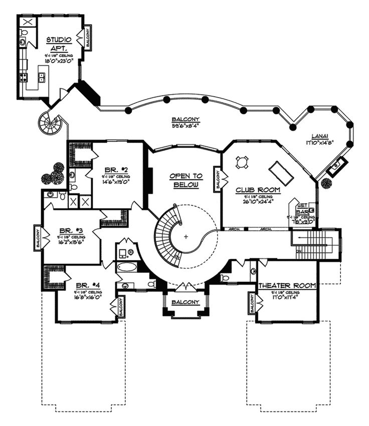 Sunbelt home plan house design plans for Sunbelt house plans