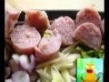 How to make your own Nam! สูตรอาหารไทย: แหนมทรงเครื่อง โดย