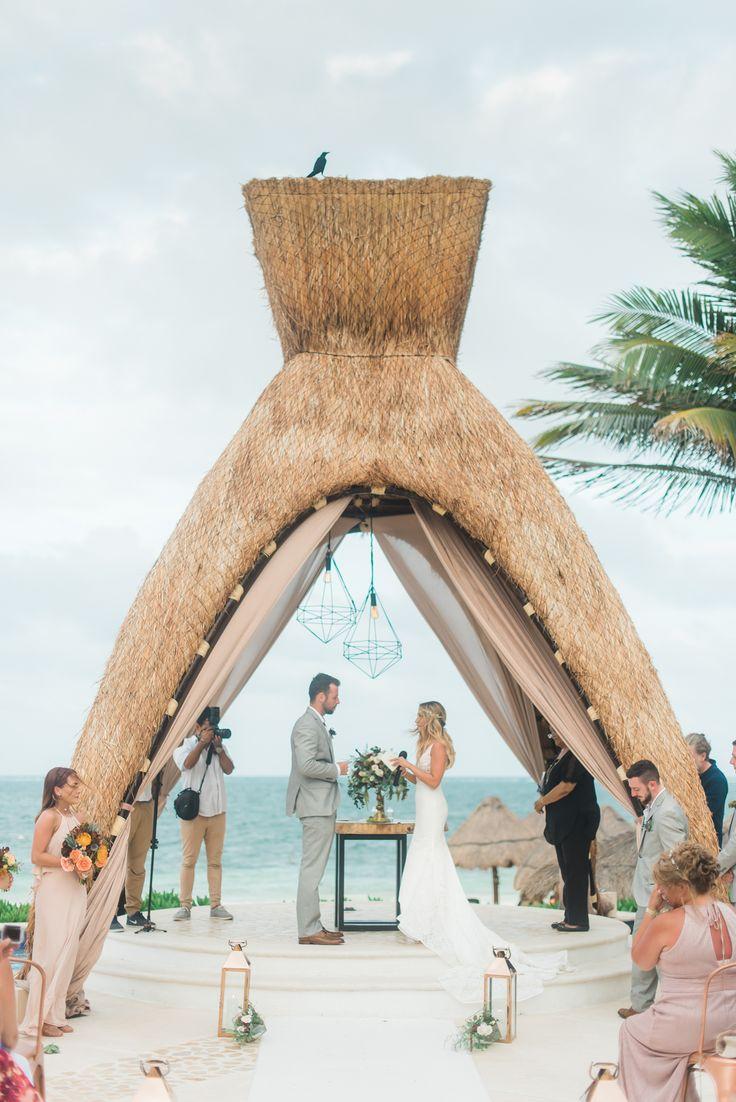 small beach wedding ceremony ideas%0A The Prettiest Boho Wedding You Will Ever See