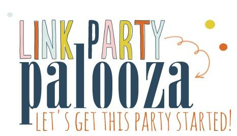 Link Party Palooza — and $25 Target Gift Card Giveaway!: Link Parties, Palooza Banner, Post, Party'S, Link Party, Blog, Crafts