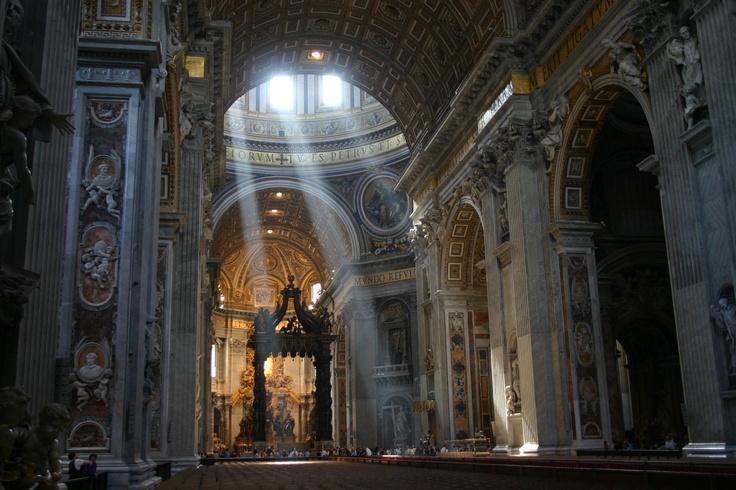 St Pierre de Rome, Vatican — juin 2009