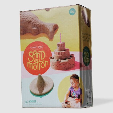 Kinetic Sand - 5kg Box